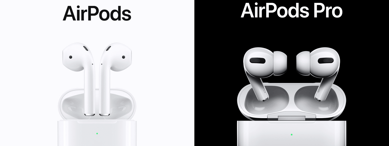 Apple AirPods 2 - AirPods Pro